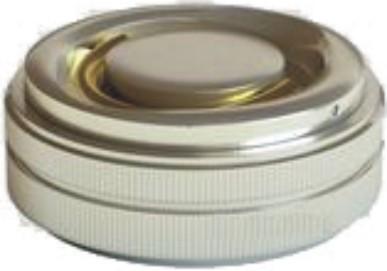 Оснастка для печатей металлическая 2-х ярусная