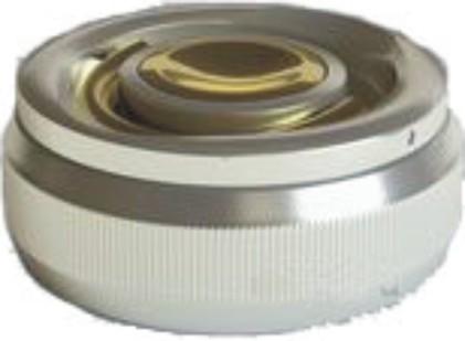 Оснастка для печатей металлическая с кнопкой